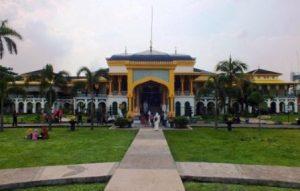 Istana Maimun, Wisata Sejarah di Kota Medan