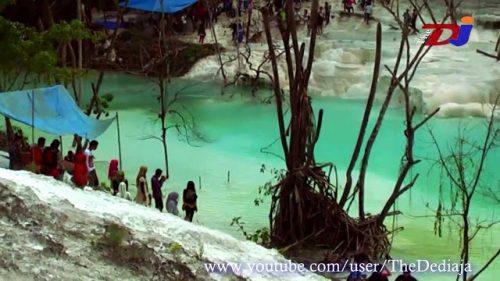 Kawah Putih Tinggi Raja, Simalungun – Sumatera Utara