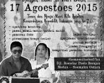 Acara Komoenitas Ber17an di Medan