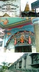 Kuil Shri Mariaman Kampong Madras Medan