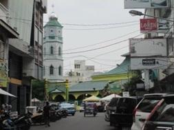Mesjid Lama, Mesjid Bengkok Medan