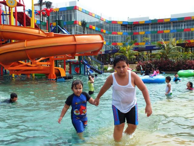 Wahana Waterpark Medan