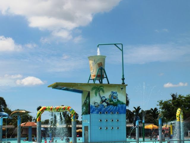 tamora indah waterpark