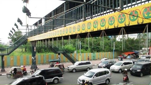 Jembatan Penyeberangan, Kapan Terakhir Kali Kita Menyeberanginya?