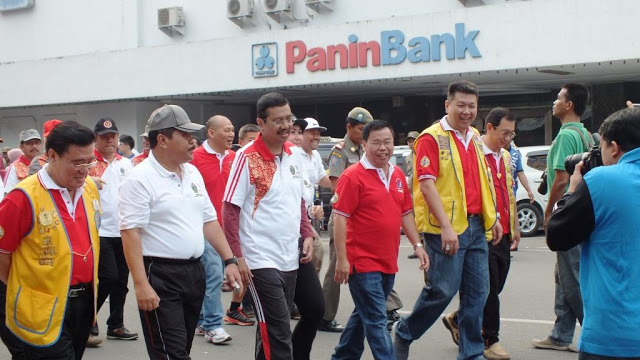 Plt Gubernur Sumatera Utara Ir. T. Erry Nuradi