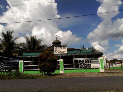 Petirahan di Timbang Lawan, Bahorok Langkat, Sumatera Utara