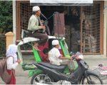Becak Mesin atau Becak Motor, Transportasi Serbaguna Sepanjang Zaman