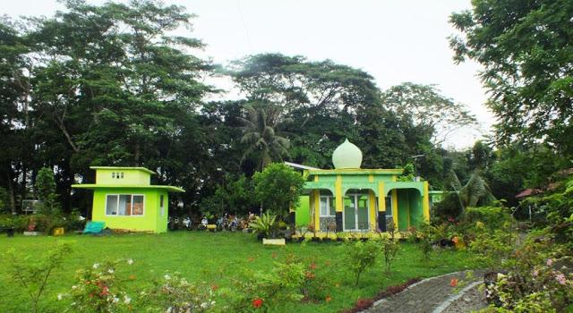 Taman Cadika Pramuka Medan