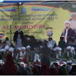 Ribuan Orang Hadiri Maulid Nabi di Pesantren Al-Mundziri