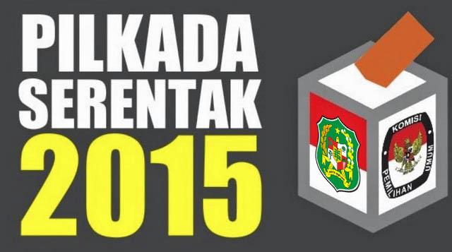 Rekapitulasi Suara Pilkada Serentak 2015 di Kabupaten dan Kota Sumatera Utara
