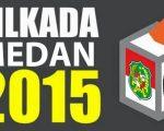 Hasil Quick Count Pilkada Medan 2015, BENAR Memimpin Sementara