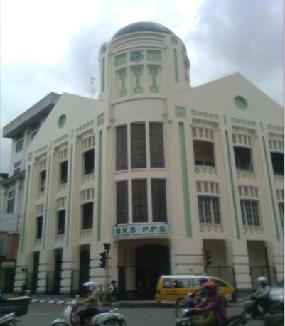 Bangunan Bersejarah BKS-PPS-AVROS, Identitas Kompeni di Tanah Deli