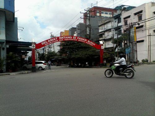 Selamat Datang di Pasar Buku Kota Medan