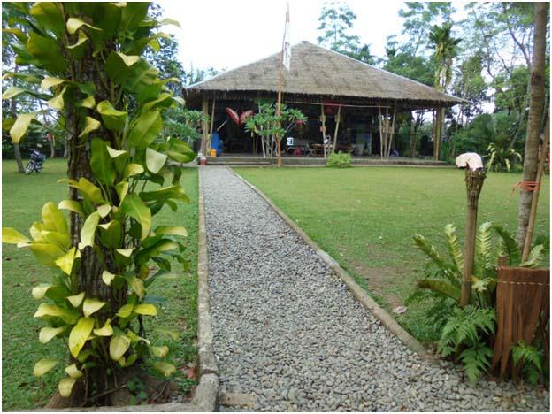 Camp Outbound Permainan Tradisional, Dusun Kreatif Medan Marindal