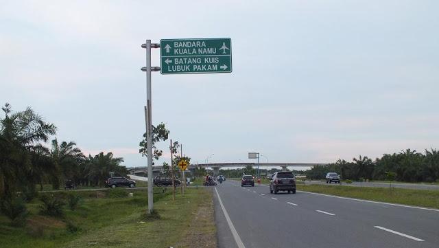 Project Profile Jalan Tol Medan-Kualanamu-Tebing Tinggi