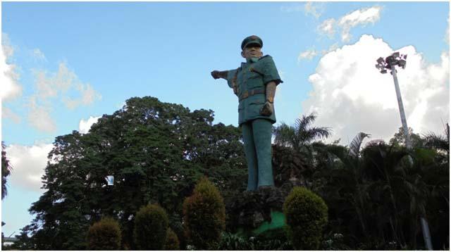 Taman Digital Free Wifi, Taman Ahmad Yani Medan Maimun