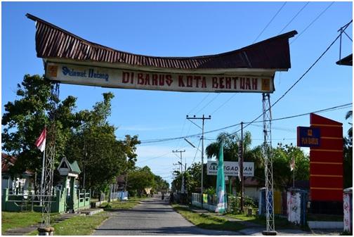 Kota Barus dan Situs Sejarah Kejayaan Kota Pelabuhan di Sumatera Utara