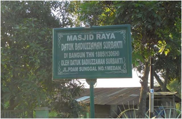Datuk Badiuzzaman Surbakti, Perang Sunggal Lawan Kompeni 1872-1895