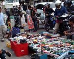 Hati-Hati Banyak 'Ular' di Pasar Ular, Pajak Sambu Medan