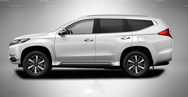 The All New Pajero Sport 2016 Untuk Indonesia