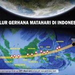 Gerhana Matahari Total 2016, Fenomena Langka yang Terjadi Ratusan Tahun Sekali