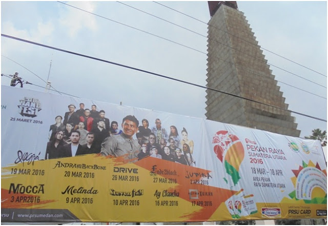 Pekan Raya Sumatera Utara, PRSU Medan 18 Maret-18 April 2016