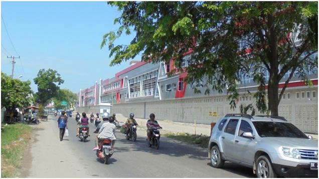 Ruko Baru Great Arcade Cemara Asri, Tapal Batas Kota Medan