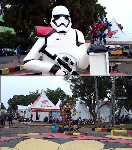 Persiapan Pembukaan New PRSU Medan 2016