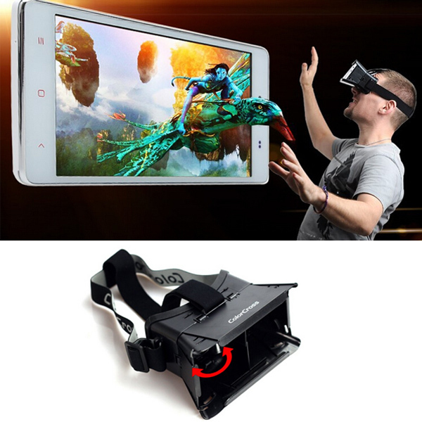 Masa Depan Film Porno, Virtual Reality Box 3 Dimensi, Konten Dewasa 18+