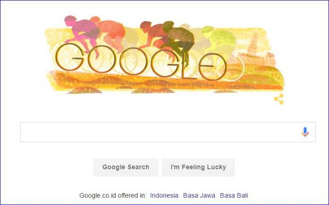 """Google Doodle Peringati """"Tour of Flanders"""" ke 100, Ajang Balap Sepeda Tahunan di Belgia"""