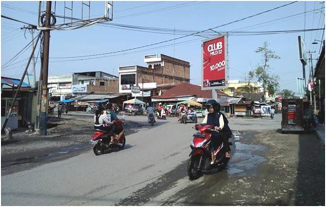 Senang Berkendara Medan-Lubuk Pakam Via Batang Kuis Deli Serdang