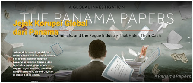 Panama Papers di Indonesia, dan Celengan Babi Saya
