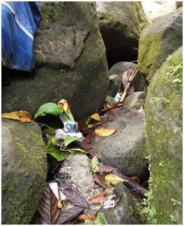 Air Terjun Jambuara Indah, Aek Komangin Simalungun