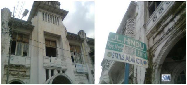 Waren Huis Jalan Hindu Medan, Toserba Zaman Belanda 1919