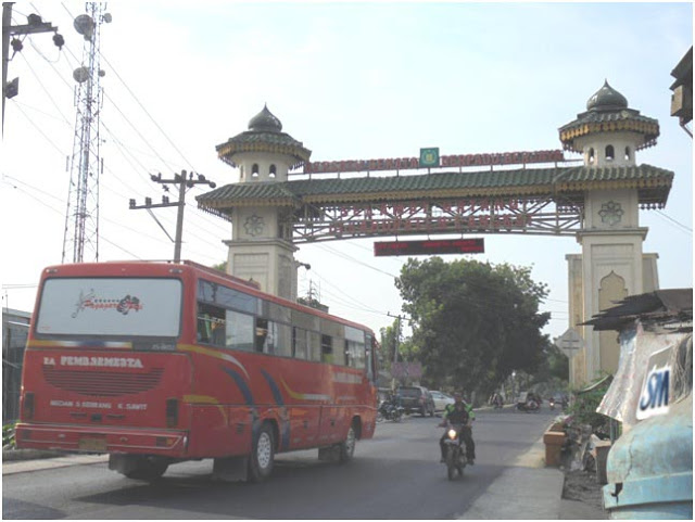 Selamat Datang di Negeri Berkat, Stabat Langkat Sumatera Utara
