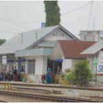 Stasiun Kereta Api Bandar Kalipah, Percut Sei Tuan