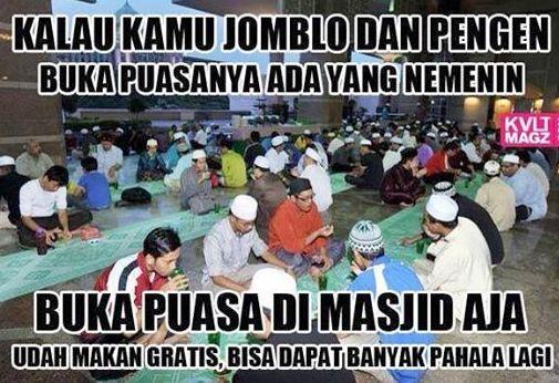 Hanya ada ketika di Bulan Puasa Ramadhan dan Kamu Bakal Merindukannya