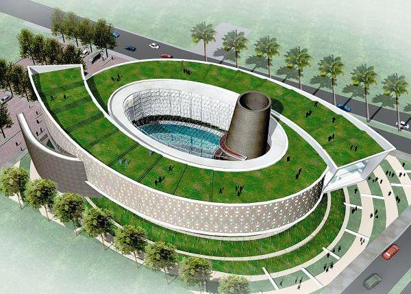 Museum Tsunami Aceh
