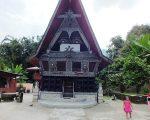 Museum Rumah Adat Batak, Pulau Samosir