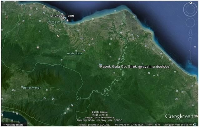 Menyusuri Hutan dan Sungai Ara Kundo di Aceh Utara (Bag 1)