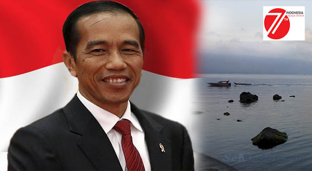 "Jokowi Akan Merayakan HUT RI Ke-71 di ""Monako"""