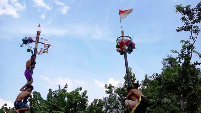 Kemeriahan Perayaan HUT Kemerdekaan RI ke-71 di Komplek PT. Asahan