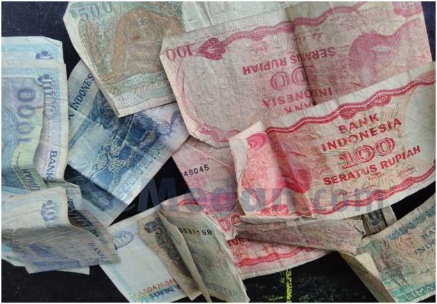 Prosedur Penukaran Uang Koyak, Uang Lama dan Lusuh
