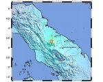 Gempa 5,6 SR di Kota Medan Berpusat di Barat Daya Deliserdang