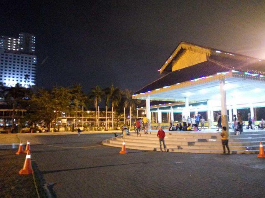 lapangan Merdeka Medan, lapangan Bersejarah