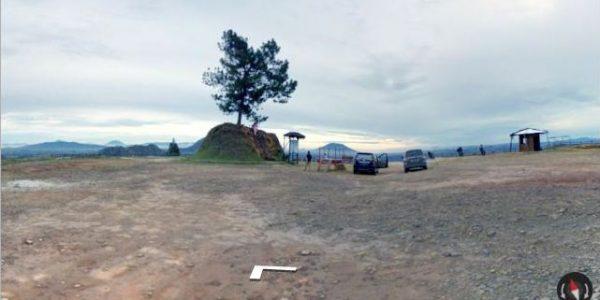 One Tree Hill, Taman Simalem Resort