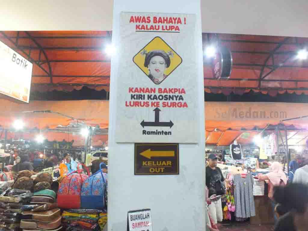 Malioboro Yogyakarta Kawasan Wisata Belanja dan Kuliner