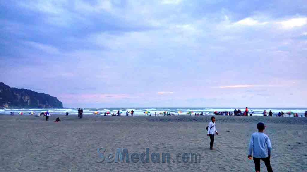 Pantai Parangtritis, Pantai Eksotis di Yogyakarta
