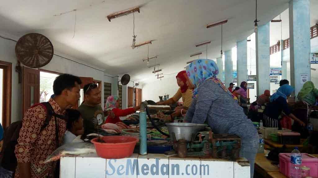 Pantai Depok, Kuliner Seafood di Yogyakarta