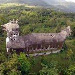 Fakta Menarik Gereja Ayam di Magelang